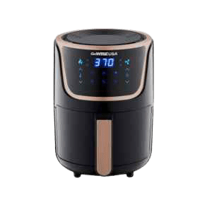 6 Top Rated Air Fryers-for One Person-GoWISE USA Air Fryer 2 QT